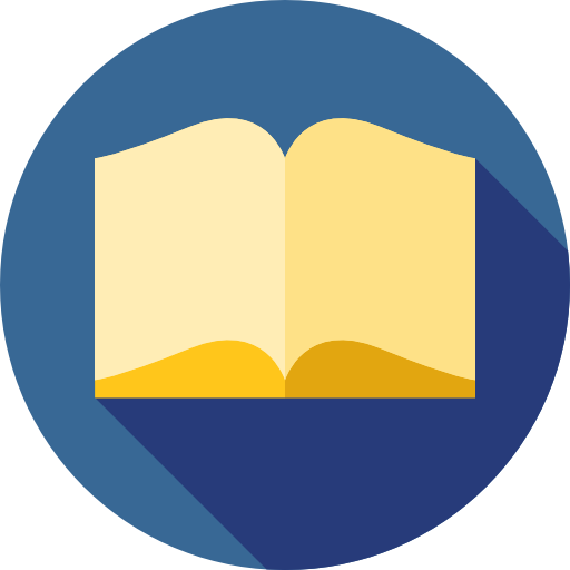 Image result for book circle icon