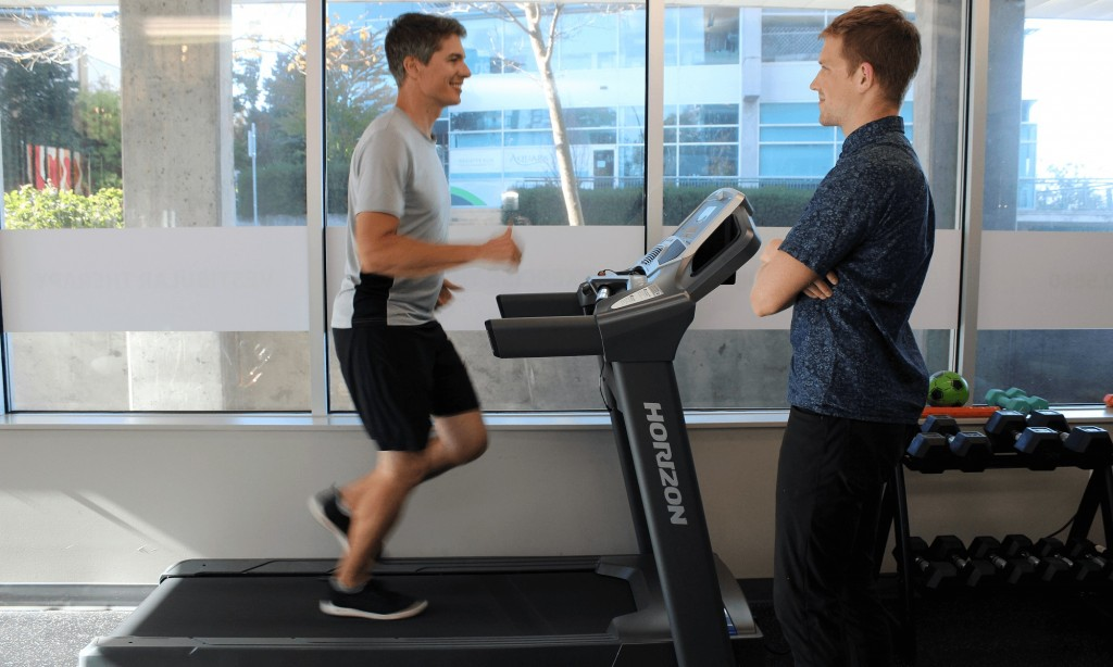 RunFIt Running Analysis and Program Design at Dockside Physiotherapy Victoria BC